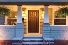 Window World Entry Door Fiber Classic