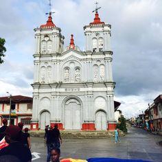 Colombia - Catedral de San José, Tadó, Choco.