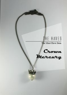 Crown Mercury  IDR 65.000    To order:    SMS 0856-1333-190 (Format: product name,your name, address, email, Payment BCA, Shipping method REGULAR/FAST)    Bank Account :    BCA 5725034323 a.n Yolanda     Need Help? Contact our Customer Service :  help.thehaves@gmail.com      Happy Shopping everyone !!
