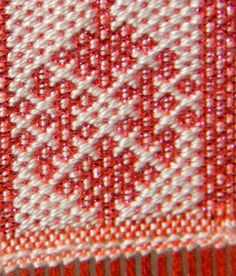 WEAVING FOR FUN: Bookmarks S&W