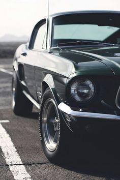 Mustang bulit