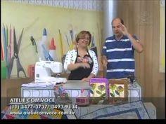 capa de caderno em patchwork Ana Cosentino