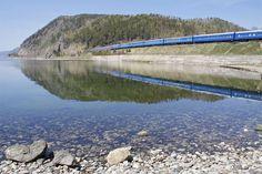 As viagens de trens mais longas do mundo