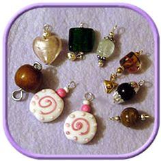 Jewelry Making Charms - Mia's Jewelry Making Tips