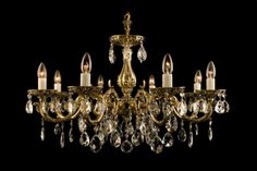 Crystal Lighting: black chandeliers, classic and modern ceiling lighting, metal armed lighting fixtures Black Chandelier, Modern Ceiling, Luxury Decor, Crystal Chandeliers, Ceiling Lighting, Crystals, Canada, Metal, Classic