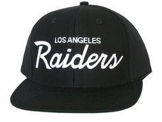 06c22659889 Los Angeles LA Cap-Official NFL Raiders Gold Snapback Baseball Cap