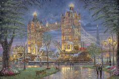 Путешествие по Европе... Robert Finale . Tower Bridge, London