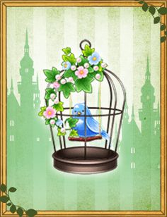 Shall we date? : Oz+ Dream Catcher event - Animatopoeia Panic!【Date】Bird Cage