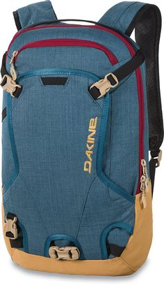 Dakine Women's Heli Pack. Dakine Women's Heli Pack North Face Backpack, Messenger Bag, Packing, Backpacks, Camping Bags, Sale 50, Blue, Stuff To Buy, Image