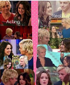 No difference!!!! #Raura!!