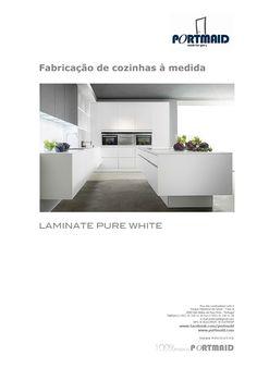 LAMINATE PURE WHITE