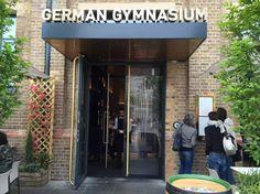 German Gymnasium Restaurant - Kings Cross - London