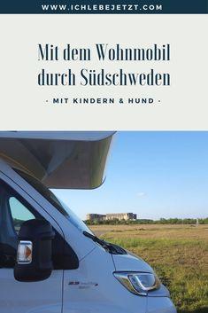 Zwei Wochen mit drei Kindern & Hund in Südschweden unterwegs. Mit dem Wohnmobil heute hier morgen dort. Was wir alles erlebt haben? Schau selbst!