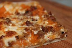 Sweet Potato Pizza?