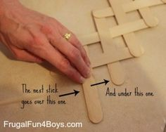 how to make a chain reaction project