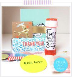 gift bag for wedding guests  Flowpost 5C