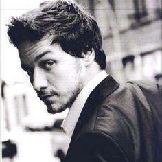 James McAvoy  say it with me...hmmanahhh hamaahnaah hammanaah