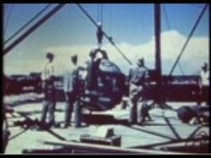 First Nuclear Test - Code Name Trinity - New Mexico 1945 - Silent. - YouTube