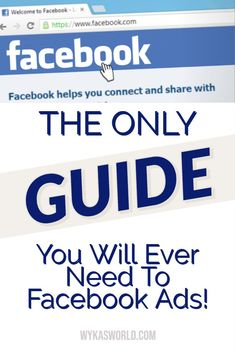 Facebook Ads Guide, Facebook Ads Manager, Facebook Marketing Strategy, Digital Marketing Strategy, Online Marketing, Content Marketing, Facebook Advertising Tips, Advertising Ideas, Street Marketing