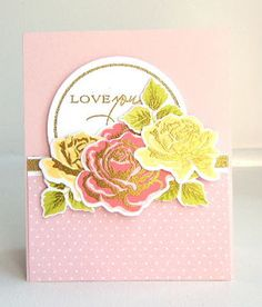 K and R Designs: PTI June Blog Hop {Touch Of Gold}