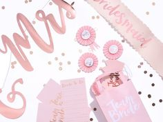So your bestie is getting married, and you've been given the great honour (get it!) of planning her hen do. Here is the definitive guide on how to throw the best hen party ever. From rose gold hen Hen Party Accessories, Maid Of Honor, Amazing Cakes, Getting Married, Bridal Gowns, Wedding Cakes, Bridesmaid Dresses, Wedding Ideas, Inspired
