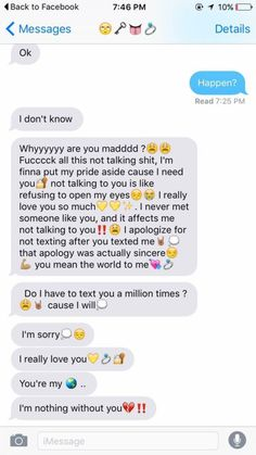 Weird grammar and strange emojis but he fights for her 💖😭😭 relationship paragraphs, Paragraphs For Your Boyfriend, Cute Boyfriend Texts, Message For Boyfriend, Boyfriend Quotes, Boyfriend Girlfriend, Apology Letter To Boyfriend, Cute Paragraphs For Her, Boyfriend Ideas, Relationship Paragraphs