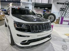 Jeep Grand Cherokee at #SEMA