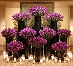 The stunning flowers by Jeff Leatham at the wonderful Four Seasons Hotel in L.A are always breathtaking! Arrangements Ikebana, Large Flower Arrangements, Flower Centerpieces, Flower Vases, Flower Decorations, Wedding Centerpieces, Wedding Decorations, Deco Floral, Arte Floral