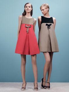 I LOVE these!!!! pauleka dress... Pour les femmes sans poitrine sinon ça fait bizarre... :-\