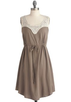 Summer Snowdrops Dress, #ModCloth