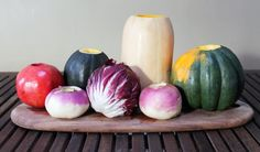 How to Turn Vegetables into Vases | Brit + Co.