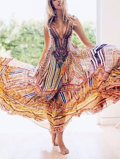 bohemian boho style hippy hippie chic bohème vibe gypsy fashion indie folk look - Are You A Boho-Chic? Check out our groovy Bohemian Fashion collection! Our items go viral all over the internet. Hurry & check them out! Gypsy Style, Hippie Style, Bohemian Style, Boho Chic, Bohemian Print, Bohemian Summer, Bohemian Beach, Bohemian Outfit, Gypsy Chic