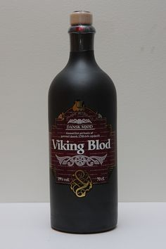 Mead Hall:  #Viking Blod, by Dansk, is a rich, serious, hearty mead. Mead can be served any time of day, on its own, or with a meal. Most meads are best served at room temperature, but some of the sweeter, lighter varieties are also nice slightly chilled || Inn at the Crossroads.