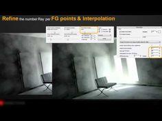 3dsMaxDesign-Refining mental ray FinalGatherSolution - YouTube