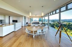 At this Sam Zaher designed home at Byron Bay, there is no need to pay any bills.