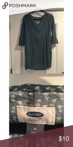 Tunic Old Navy Tunic with a pattern Dresses