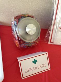 Lifesavers!!