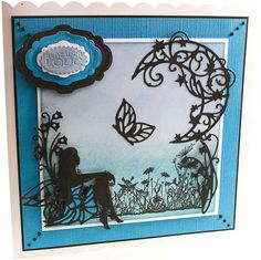 New Tonic Studios Rococo Fairy dies now in stock at Crafts U Love http://www.craftsulove.co.uk/tonicstudios.htm#38