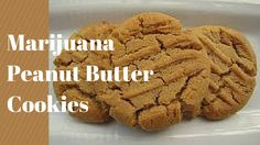 Happy National Peanut Butter Cookie Day! Celebrate in style with these yummy cannabis-infused peanut butter cookies! Ingredients 1 cup creamy peanut butter 1 cup packed brown sugar 1 cup white sugar 1/2 cup regular butter, softened 1/2 cup Canna-butter, softened 2 eggs 1 teaspoon baking soda 1 teaspoon baking powder 1 teaspoon vanilla extract 2 1?2cups flour DIRECTIONS Cream…