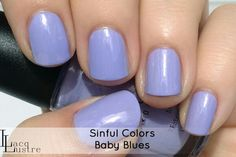 Sinful Colors - Baby Blues
