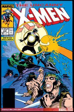 Uncanny X-Men (1963) #249
