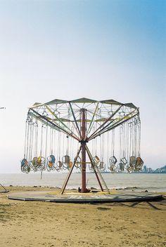 Abandoned Amusement Park -Verlassener und alter Freizeitpark - Lost Places