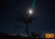 Full Moon over Maui - Hawaii