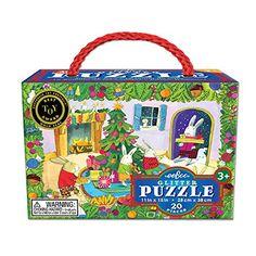 Amazon.com: Rabbits' Den 20 Piece Puzzle: Toys & Games