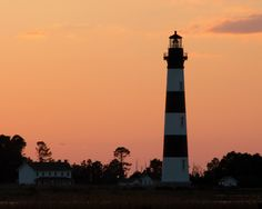 Outer Banks, North Carolina  Bodie Island Lighthouse, Been There, Done This, Would like to go again!!