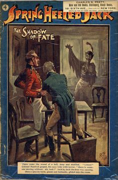 Spring Heeled Jack the Shadow of Fate