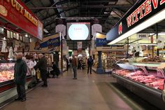 St. Lawrence Market - The GridTO St Lawrence, Grid, Toronto, The Neighbourhood, Marketing, How To Plan, The Neighborhood