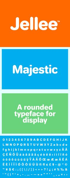Jellee is a typeface created to look fine and friendly. This sans serif font can be very useful for you next creative project. It looks very good on l...