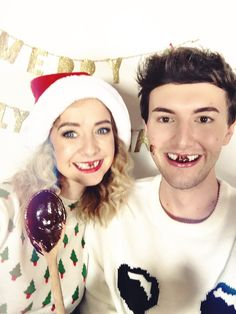 Zoe Sugg and Mark Ferris Mark Ferris, Zoe Sugg, Zoella, Youtubers, My Love, Celebrities, Creative, Pretty, People