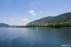 #View To #Ossiach From #Ship At #Lake #Ossiach @fotolia @fotoliaDE #fotolia #ktr15 @carinzia #landscape #nature #summer #season #spring #outdoor #mountains #carinthia #austria #travel #holidays #vacation #leisure #sightseeing #bluesky #hiking #stock #photo #portfolio #download #hires #royaltyfree